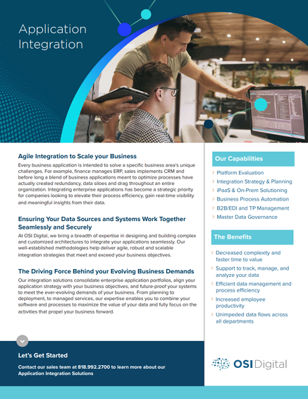 Application Integration Cover Image 2